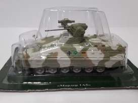 Combat Vehicles  - creme/green - Magazine Models - magCV-16 | Tom's Modelauto's