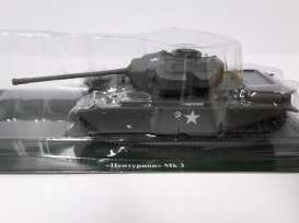 Magazine Models - Combat Vehicles  - magCV-35 : #35 Combat Vehicles Series Centurion MK3