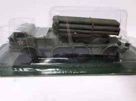 Combat Vehicles  - green - Magazine Models - CV-02 - magCV-02 | Tom's Modelauto's