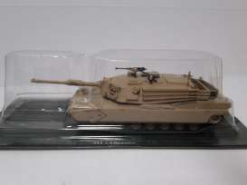 Magazine Models - Combat Vehicles  - magCV-01 : #1 Combat Vehicles Series M1 Abrams
