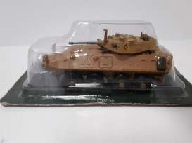 Combat Vehicles  - brown - Magazine Models - magCV-24 | Tom's Modelauto's