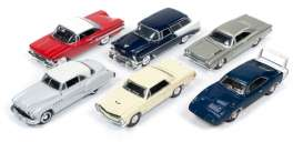 Assortment/ Mix  - various - 1:64 - Racing Champions - RC001B | Tom's Modelauto's