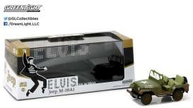 Willys  - army green - 1:43 - GreenLight - 86311 - gl86311 | Tom's Modelauto's
