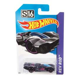 Rev Rod  - black-purple - 1:64 - Hotwheels - mvCWT62 - hwmvCWT62 | Tom's Modelauto's
