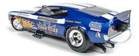 Ford Mustang - blue/white - 1:18 - Auto World - 1171 - AW1171 | Tom's Modelauto's
