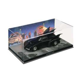 Batman  - black - 1:43 - Magazine Models - magBAT-20 | Tom's Modelauto's