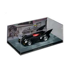 Batman  - black/red - 1:43 - Magazine Models - BAT027 - magBAT027 | Toms Modelautos