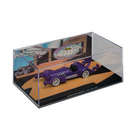 Batman  - purple - 1:43 - Magazine Models - BAT028 - magBAT028 | Tom's Modelauto's