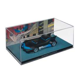 Batman  - black/blue - 1:43 - Magazine Models - magBAT-43 | Tom's Modelauto's