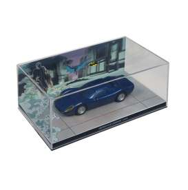 Batman  - blue - 1:43 - Magazine Models - BAT050 - magBAT050 | Toms Modelautos