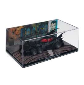 Batman  - black/red - 1:43 - Magazine Models - Bbat041 - magBAT041 | Toms Modelautos