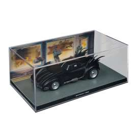 Batman  - black - 1:43 - Magazine Models - BAT044 - magBAT044 | Tom's Modelauto's