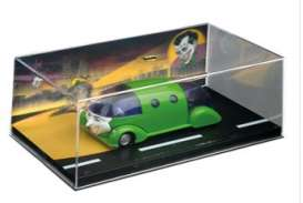 Batman  - green/purple - 1:43 - Magazine Models - bat017 - magBAT017 | Toms Modelautos