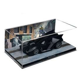 Batman  - black - 1:43 - Magazine Models - BAT-61 - magBAT-61 | Tom's Modelauto's