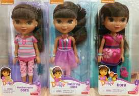 Mattel Dora - Mattel Dora Kids - MatBHT40 : Dora Doll assortment