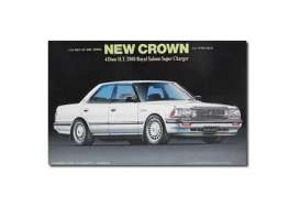 Toyota  - Crown 4-door Royal Saloon  - 1:24 - Fujimi - 039947 - fuji039947 | Tom's Modelauto's