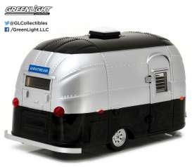 Airstream  - Bambi aged silver - 1:24 - GreenLight - 18226 - gl18226 | Toms Modelautos