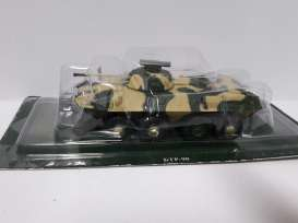 Russian Tanks  - camouflage green - Magazine Models - TA-81 - magTA-81 | Toms Modelautos