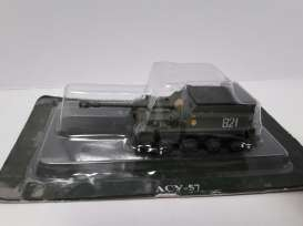 Russian Tanks  - green - Magazine Models - TA-104 - magTA-104 | Toms Modelautos