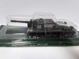 Russian Tanks  - green - Magazine Models - TA-93 - magTA-93 | Tom's Modelauto's