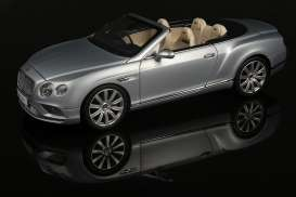 Paragon - Bentley  - para98231R : 2016 Bentley Continental GT Convertible RHD, silver frost (white)