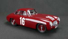 Mercedes Benz  - 1952 red - 1:18 - CMC - cmc160 | Tom's Modelauto's