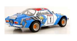 Renault  - 1973  - 1:18 - Kyosho - kyo8485a | Tom's Modelauto's
