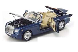 Rolls Royce  - 2012 blue - 1:12 - Kyosho - 8641mb - kyo8641mb | Toms Modelautos