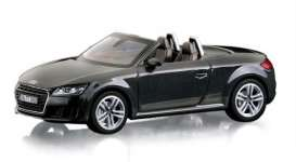 Audi  - 2014 black - 1:43 - Norev - nor831020 | Tom's Modelauto's