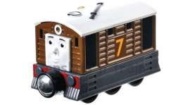 Mattel Thomas and Friends - Thomas and Friends Kids - MatCBL83 : Thomas and Friends *Take & Play* Toby