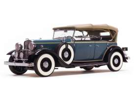 SunStar - Ford Lincoln - sun6161 : 1933 Ford Lincoln KB Soft Top up, blue