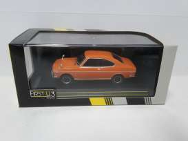 Mazda  - 1970 orange - 1:43 - First 43 - F43-003 | Tom's Modelauto's