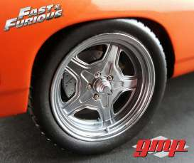 Rims & tires Wheels & tires - 1970  - 1:18 - GMP - gmp18828 | Tom's Modelauto's