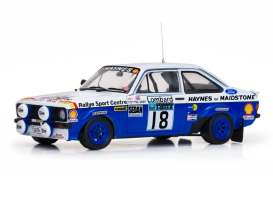 SunStar - Ford  - sun4496 : 1979 Ford Escort RS1800 #18 J.Taylor/P. Short RAC Rally