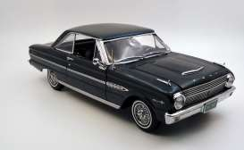 SunStar - Ford  - sun4543 : 1963 Ford Falcon Hardtop, oxford blue