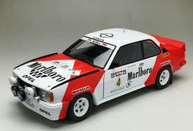 Opel  - Ascona 400 #4 1984 white/red - 1:18 - SunStar - 5371 - sun5371 | Toms Modelautos