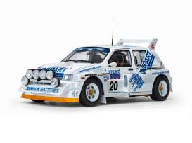 MG  - 1986  - 1:18 - SunStar - 5539 - sun5539 | Toms Modelautos