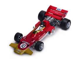 Quartzo - Lotus  - sun18274 : 1970 Lotus 72C #10 Jochen Rindt Dutch Grandprix winner