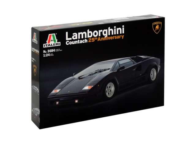 Lamborghini Collection 50 Anni Countach Anniversario 1988 DIE CAST 1:43 fas