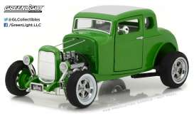 Ford  - 1932  - 1:18 - GreenLight - gl12974 | Tom's Modelauto's