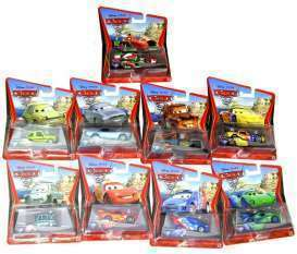 Mattel CARS - Mattel CARS Infants - MatW1938-959S~24 : 1/55 Diecast Cars Character assortment of 24pcs mix.