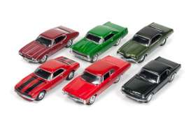 Assortment/ Mix  - various - 1:64 - Johnny Lightning - JLMC002A | Tom's Modelauto's