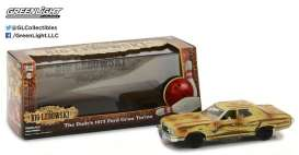 GreenLight - Ford  - gl86495 : 1973 Ford Gran Torino *The Dudes* The Big Lebowski (1998).