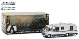 GreenLight - Airstream  - gl86312 : 1981 Airstream Excella 280 Turbo *Motorhome*, silver
