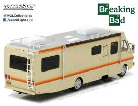 Fleedwood  - Bounder RV 1986 yellow - 1:43 - GreenLight - 86500 - gl86500 | Tom's Modelauto's