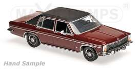 Opel  - 1969 dark red - 1:43 - Maxichamps - 940046071 - mc940046071 | Tom's Modelauto's