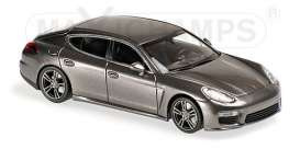 Porsche  - 2013 grey metallic - 1:43 - Maxichamps - 940062371 - mc940062371 | Tom's Modelauto's