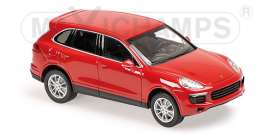 Porsche  - 2014 red - 1:43 - Maxichamps - 940063200 - mc940063200 | Toms Modelautos