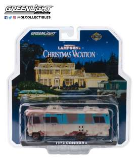 Condor  - II RV *Christmas Vacation* 1972  - 1:64 - GreenLight - 33100A - gl33100A | Tom's Modelauto's