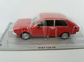 Magazine Models - Fiat  - magPCfi128P : Fiat 128 3P coupe *Polish cars*, red